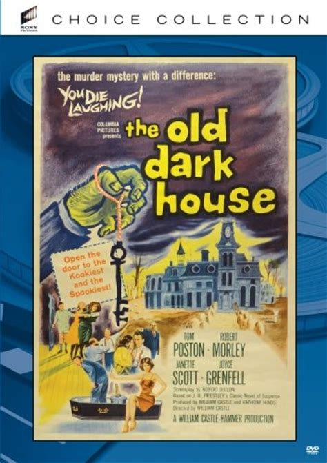 the old dark house by lee pfeiffer