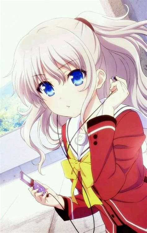 charlotte anime pinterest charlotte anime and manga