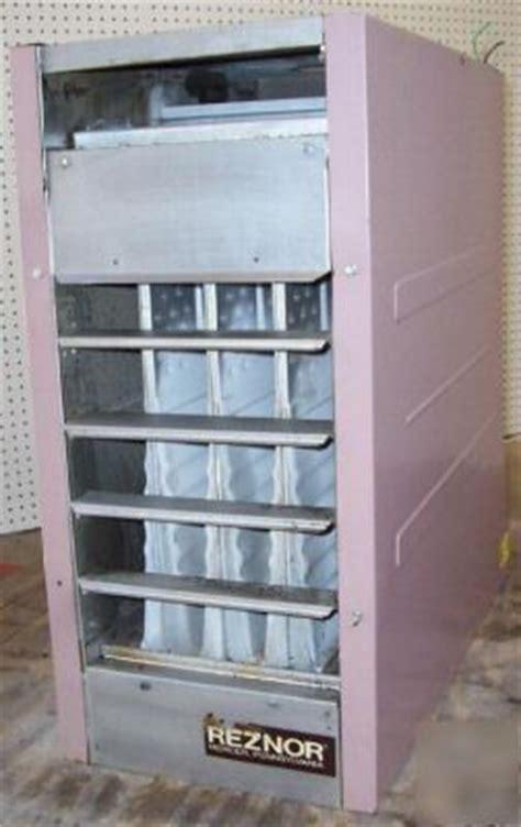 reznor   btu cieling mount natural gas heater