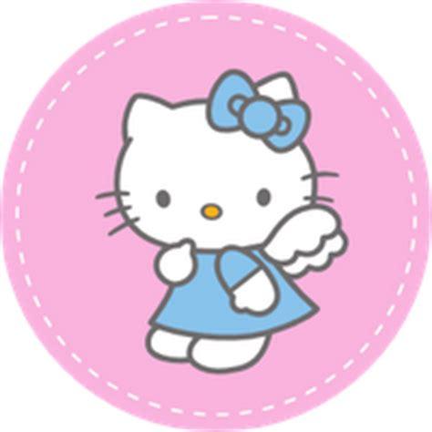 Free Printable Hello Kitty Cupcake Topper Free Download Cute Printables Template Hello Cake Template Printable