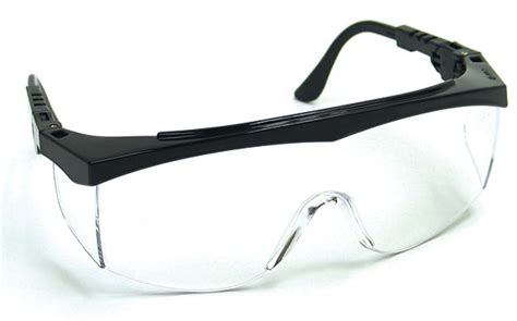 Kaca Mata Safety Safety Rainbow Glass Black lab equipment and safety deluxe safety glasses