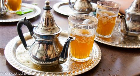 arabic zeal 187 moroccan mint tea