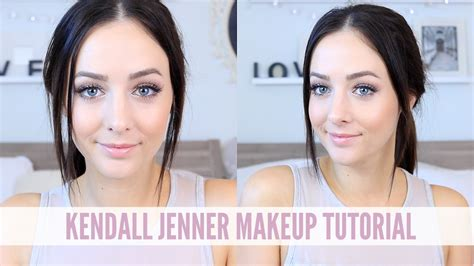 tutorial makeup kendall jenner kendall jenner inspired makeup tutorial date night