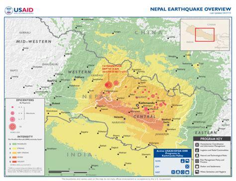 earthquake pdf nepal earthquake overview last updated 04 27 15 nepal