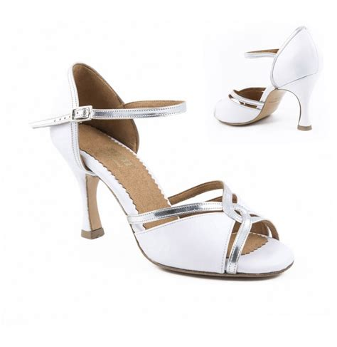 comfortable high heels for wedding comfortable heels for brides in silver and white leather