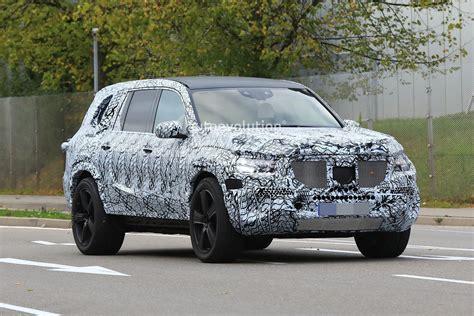 2019 Mercedes Gls by 2019 Mercedes Gls Class Spied In Detail Autoevolution