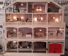 dallas doll house this is the style of lundby dollhouse that my sister had when we were kids in sweden