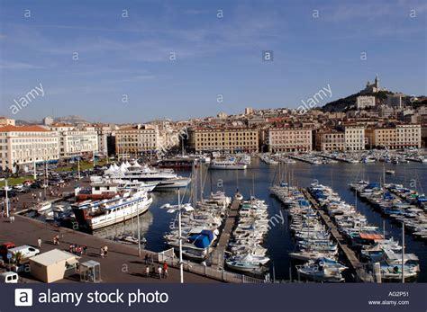 vieux port marseille provence marseille le vieux port the port the
