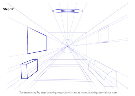 tutorial html point one point perspective room tutorial home design