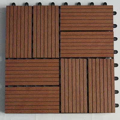 china wood plastic composite flooring outdoor floor tiles