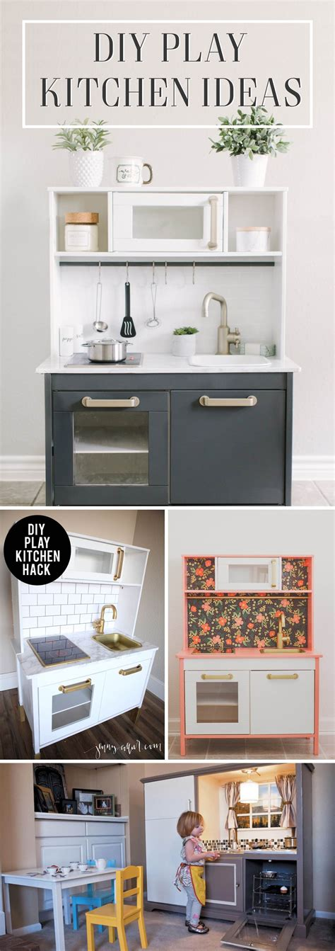 diy play kitchen ideas 24 diy play kitchen ideas miniature pretties that