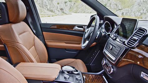 mercedes gls interior mercedes gls class 2016 interior