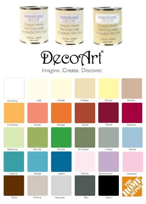 home depot chalk paint brand colors colors