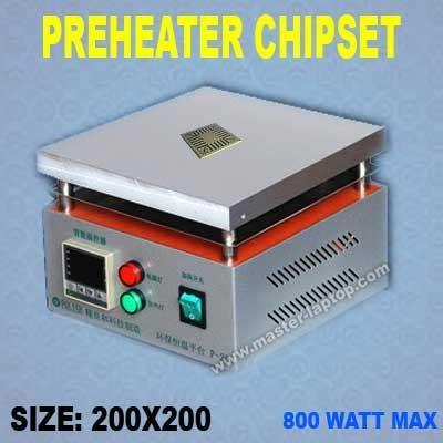 Alat Reball Chipset Mobile Version Larger Pemanas Chipset Reball 10x10