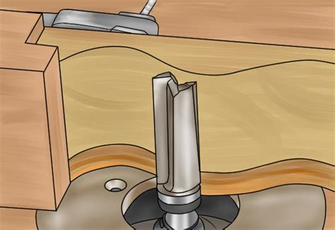 routing guide template how to cut or irregular shapes on a router table