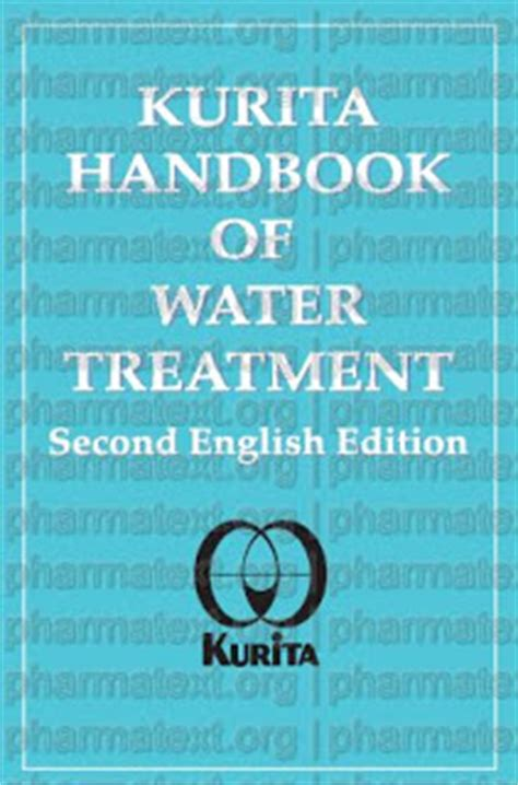 measurement instrumentation and sensors handbook second edition electromagnetic optical radiation chemical and biomedical measurement books ebooksmentor handbook of water treatment 2nd edition