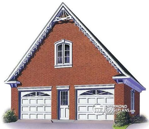 brick garage plans brick exteriors garage plans and a people on pinterest