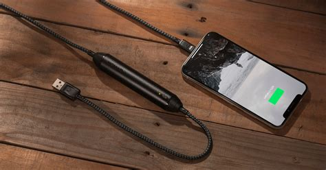 nomads upgraded lightning battery cable offers even more power nomad s upgraded lightning battery cable offers even more