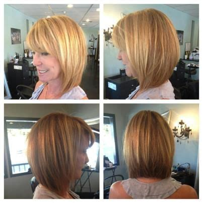hairstyles for growing stacked bob out slightly shorter stacked a line bob yes beauty