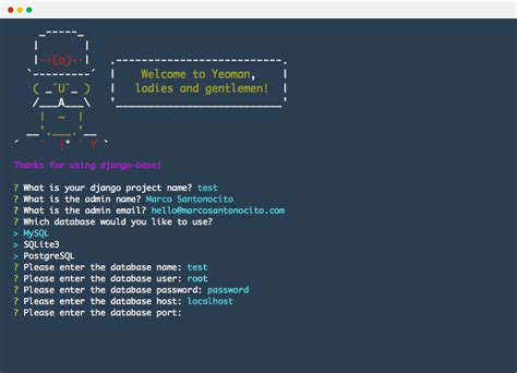 django tutorial base html generator django base npm