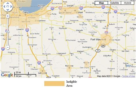 rural housing loan indiana usda rd loan eligible properties map northern indiana