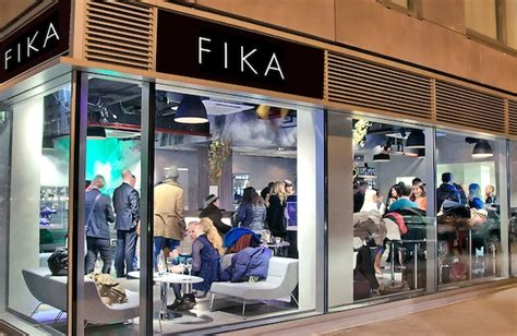 Fika Coffee House by Fika Chocolatier Creates Edible Works Of