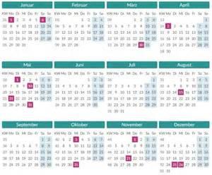 Kalender 2018 Kw Kalenderwochen 2018 Freeware De