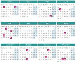 Kalender 2018 Mit Kalenderwochen Kalenderwochen 2018 Freeware De