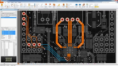 pcb layout maker download free circuitmaker pcb tool from altium ee times