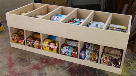 Kitchen Storage For Canned Goods by 20 Free Plans For Organizing Your Home Choice Home Warranty
