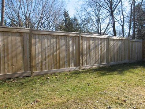 Backyard Fence by Faculty Prairie Bible Institute
