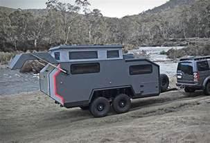 Storage Platform Bed King Bruder Expedition Trailer