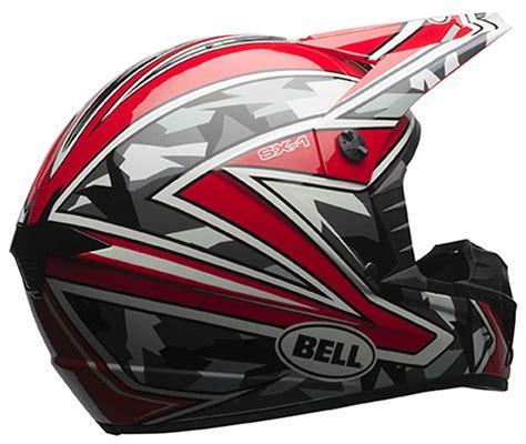 youth bell motocross helmets bell sx 1 helmet off road dirt bike mx motocross dot ebay