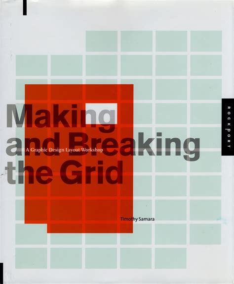 making and breaking the grid review by great design books