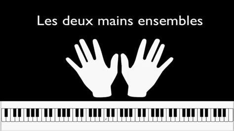 tutorial piano debutant tutorial piano happy birthday jouer quot joyeux anniversaire