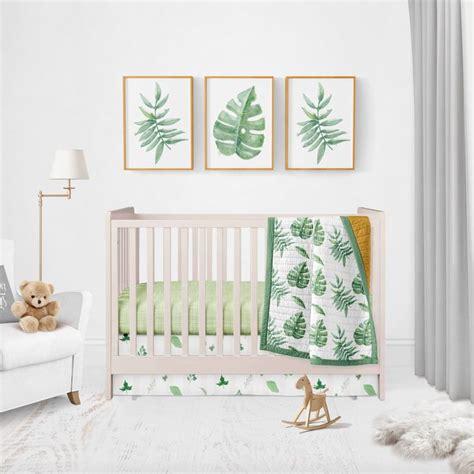 gender neutral nursery bedding tropical nursery bedding thenurseries