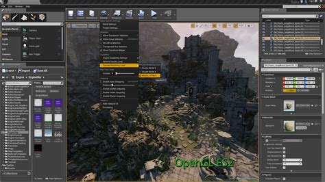 design game engine unreal engine 4 6 cg daily news