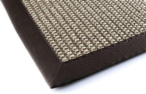 dekowe teppich dekowe teppich brasil braun teppich sisalteppich bei