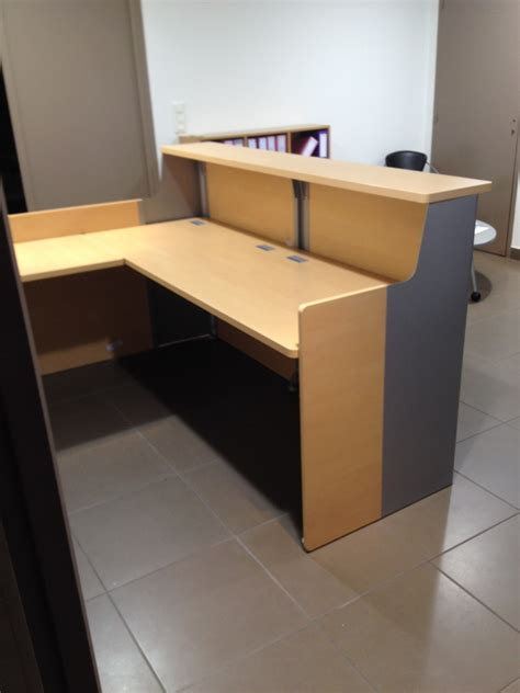 comptoir de reception hotel vian agencement banque d 39
