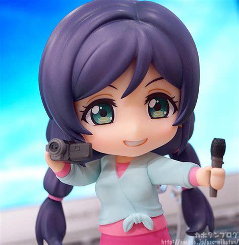 Nendoroid Nozomi Tojo nendoroid nozomi tojo ver kahotan s smile company figure reviews