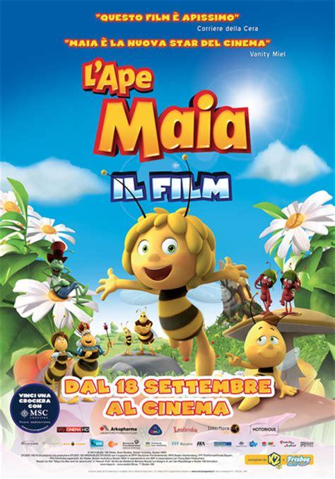 uci cinema pavia l ape maia il 2014 mymovies it