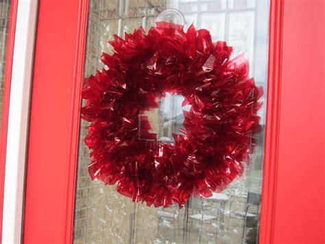 vintage christmas wreath chica  jo