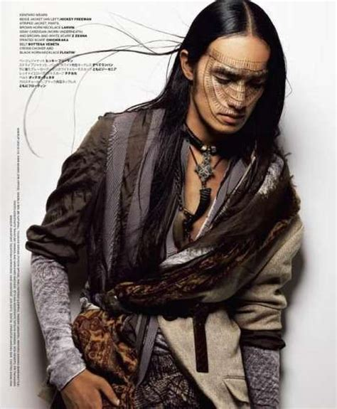 native american mens hair style men s modern warrior fashion and makeup inspiration