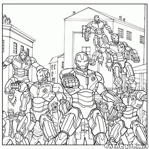 juegos de avengers los vengadores para colorear imprimir dibujo para colorear los vengadores dibujosparacolorear