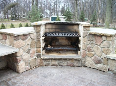 to build in kitchen fireplace designs dynamic cooking outdoor cooking fireplace dream home pinterest