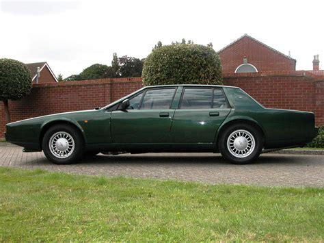 aston martin used car advert used 1990 aston martin classics lagonda for sale in