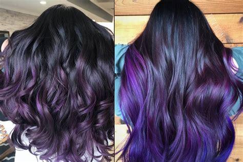 blackberry hair color cabello color blackberry el nuevo tono que sacar 225 tu lado