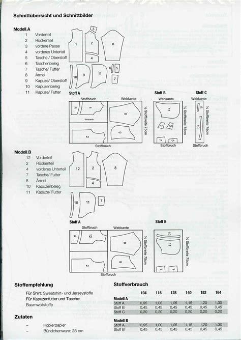 paul und paulinchen schnittmuster hoodie paul und paulinchen v6090 miou miou