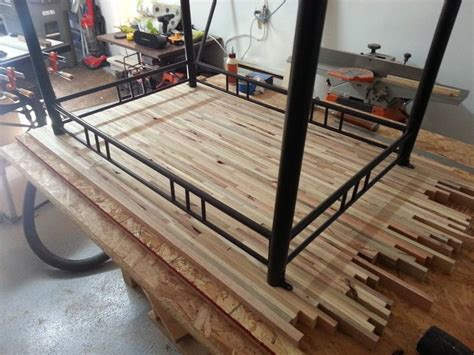 how to make a dining room table out of pallets 21362