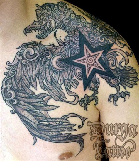 barong naga tattoo 21 best balinese barong tattoo images on pinterest